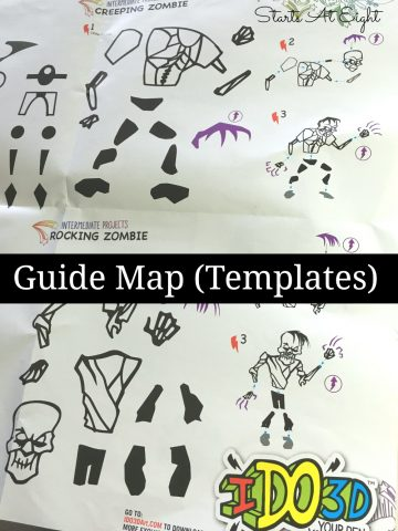 Guide Map (Templates)