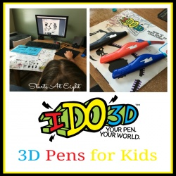 IDO3D Pens for Kids
