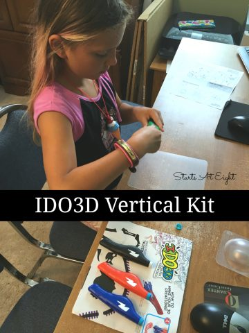 IDO3D Vertical Kit