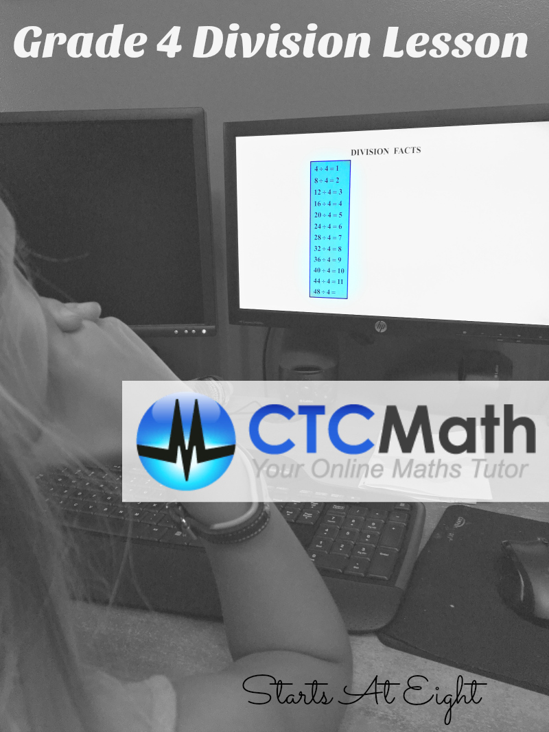 CTC Grade 4 Math Lesson