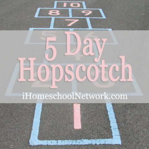 5 Day Hopscotch - August 2016