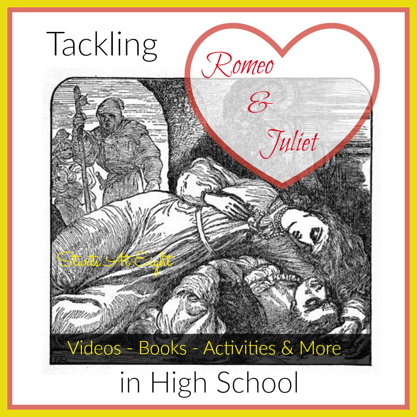 Tackling Romeo and Juliet for High School from Starts At Eight
