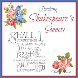 Teaching Shakespeare Sonnets