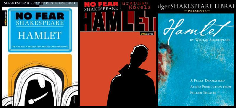 hamlet-book-collage