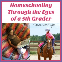 Homeschooling Through the Eyes of a 5th Grader