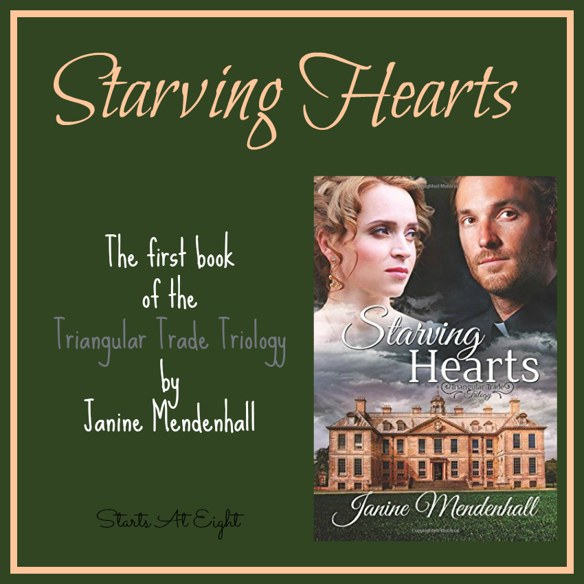 Starving Hearts Book Review from Starts At Eight