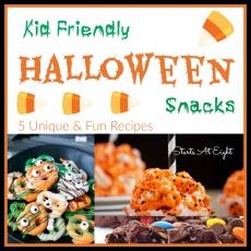 Kid Friendly Halloween Snacks – 5 Unique & Fun Recipes