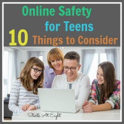 Online Safety for Teens Using a Parental Control App