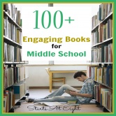 100+ Engaging Books for Middle School