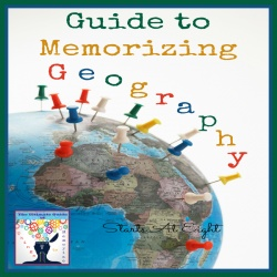 Guide to Memorizing Geography