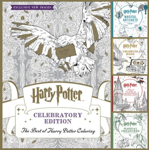 30+ Fantastic Harry Potter Gift Ideas - StartsAtEight