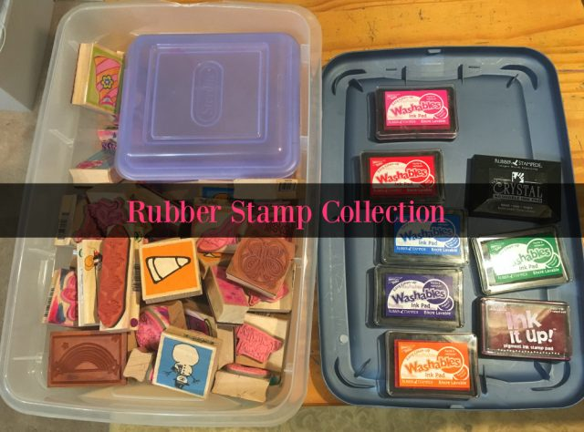 Craft Kids Gift Guide - Rubber Stamp Collection