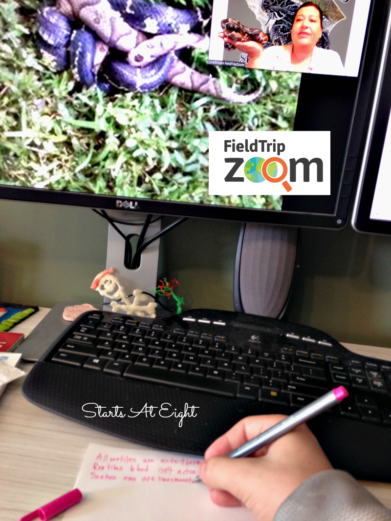 5 Advantages of Middle School Virtual Field Trips ~ PLUS an easy way to find them using FieldTripZoom. They have over 300 programs for all ages!