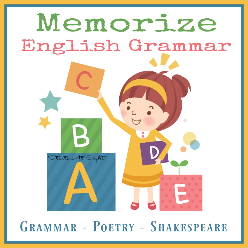 Memorize English Grammar