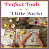 Perfect Tools for the Little Artist