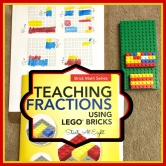 Teaching Fractions Using Legos