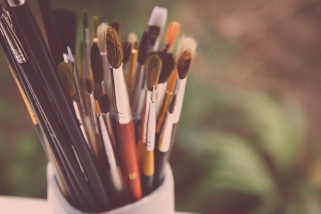 Perfect Tools for the Little Artist from Starts At Eight. Art requires the right tools (Perfect Tools for the Little Artist). Without them, kids can get frustrated quickly.Consider these items for your little ones.