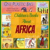 Children's Books About Africa