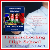 Homeschooling High School with College in Mind