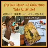 The Evolution of Calpurnia Tate Activities – Microscope, Nature, Cooking & More!