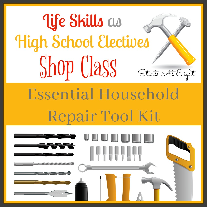 Life Skills as High School Electives: Home Economics and Shop ...