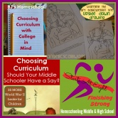 Finishing Strong ~ Homeschooling the Middle & High School Years #112