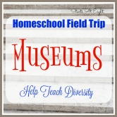 Homeschool Field Trip – Museums Help Teach Diversity