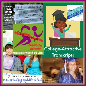 Finishing Strong ~ Homeschooling the Middle & High School Years #119