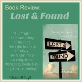 Review of Lost and Found by Kendra Fletcher