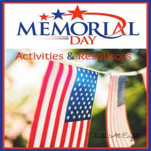 Memorial Day Activities & Resources