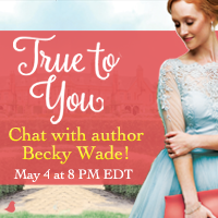 Becky Wade's 'True to You' Author Chat Party