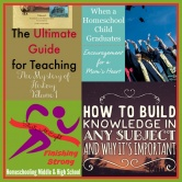 Finishing Strong ~ Homeschooling the Middle & High School Years #125