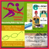 Finishing Strong ~ Homeschooling the Middle & High School Years #126
