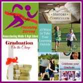 Finishing Strong ~ Homeschooling the Middle & High School Years #127