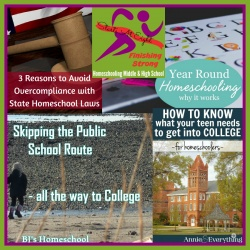 Finishing Strong ~ Homeschooling the Middle & High School Years #128