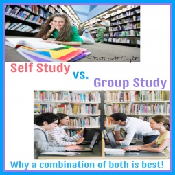 Self Study vs. Group Study