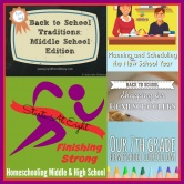 Finishing Strong ~ Homeschooling the Middle & High School Years #130