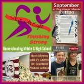 Finishing Strong ~ Homeschooling the Middle & High School Years #131