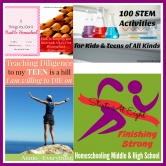 Finishing Strong ~ Homeschooling the Middle & High School Years #132