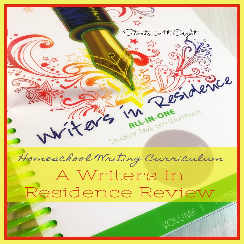homeschool writing curriculum reviews