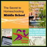 Finishing Strong ~ Homeschooling the Middle & High School Years #134