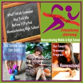 Finishing Strong ~ Homeschooling the Middle & High School Years #135