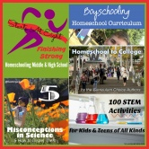 Finishing Strong ~ Homeschooling the Middle & High School Years #138