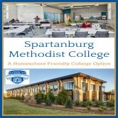 Spartanburg Methodist College – A Homeschool Friendly College