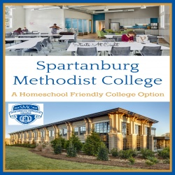 Spartanburg Methodist College – A Homeschool Friendly College