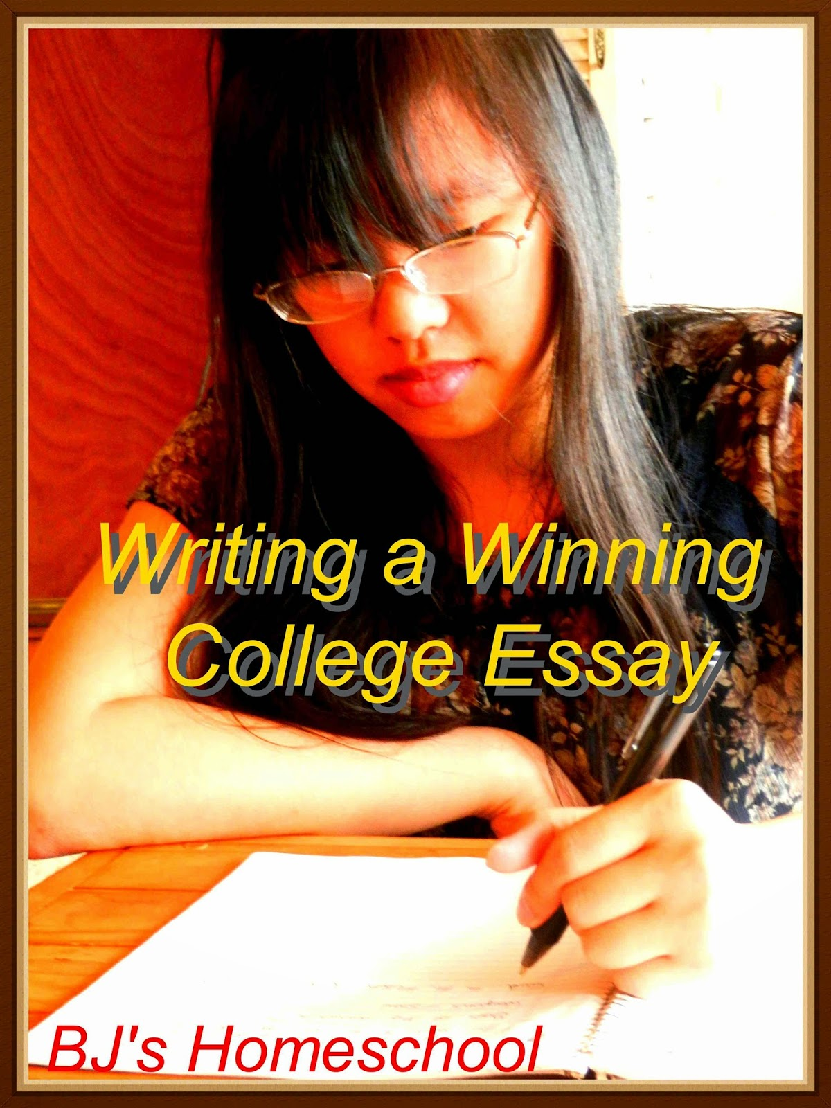 essay writing for homeschoolers