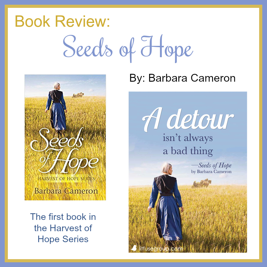 Seeds of Hope Book Review from Starts At Eight