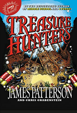 Best fiction treasure hunting books