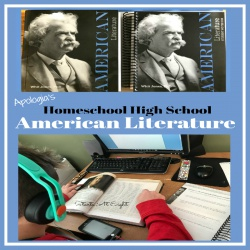 Homeschool High School American Literature
