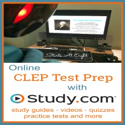 Online CLEP Test Prep with Study.com